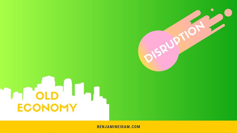 Impakt von Disruption