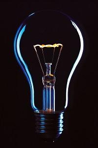 Die Erfindung der Glühbirne hat endgültig Licht ins Dunkel der Menschheit gebracht