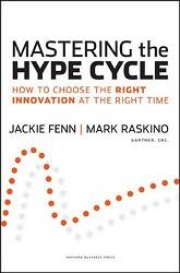 Das Buch zum Hype Cycle von Jackie Fenn
