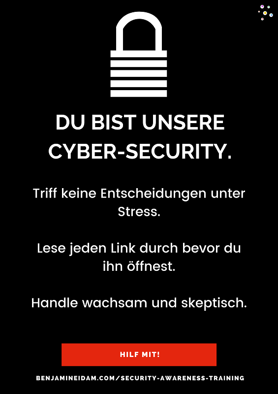 Security Awareness Training Poster_03