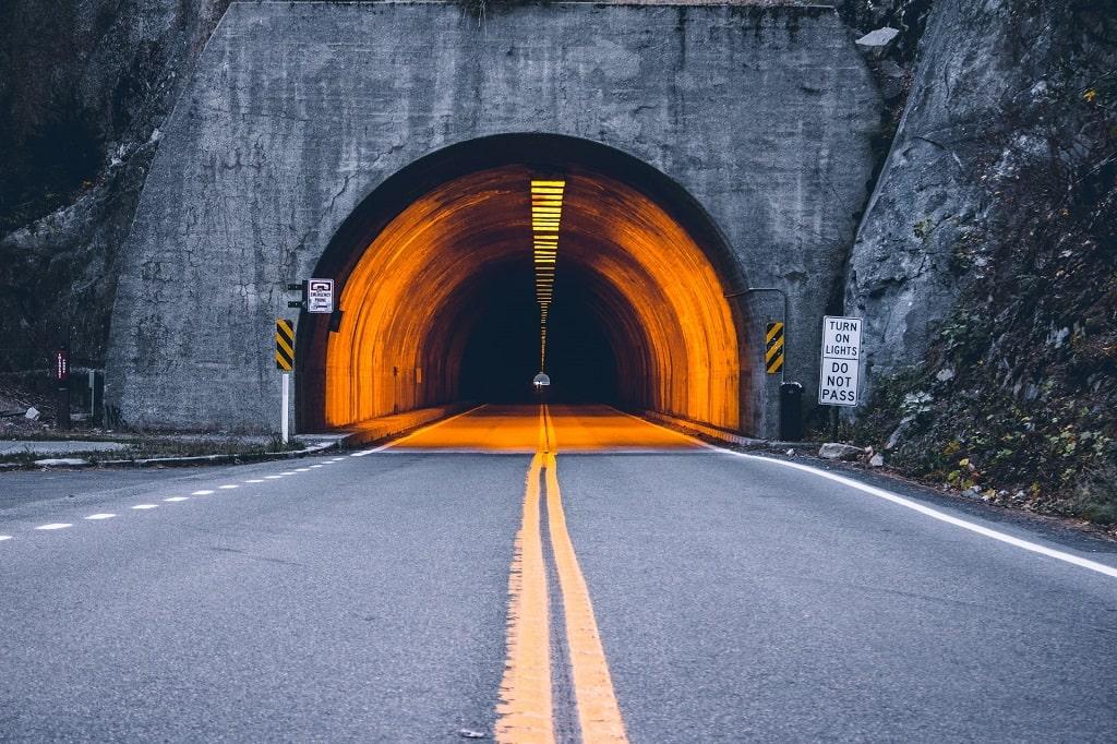 Phishing Mails nutzen falsche Tunnelbeschriftungen gegen dich