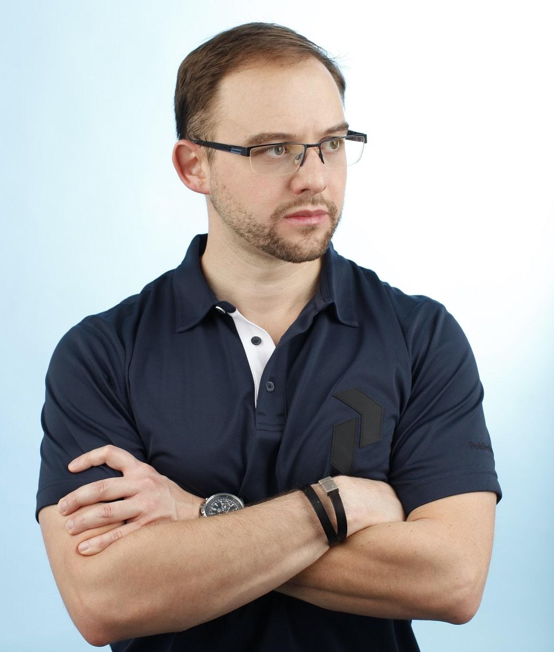 Benjamin Eidam - Berater für Cybersecurity, Security Awareness und Social Engineering